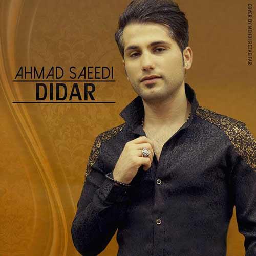دانلود آهنگ جدید احمد سعیدی به نام دیدار