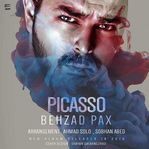 دانلود آلبوم جدید بهزاد پکس به نام پیکاسو