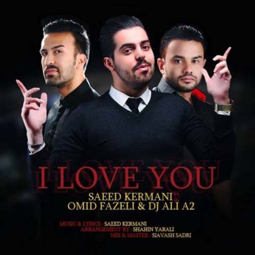 دانلود آهنگ جدید سعید کرمانی به نام من عاشقتم