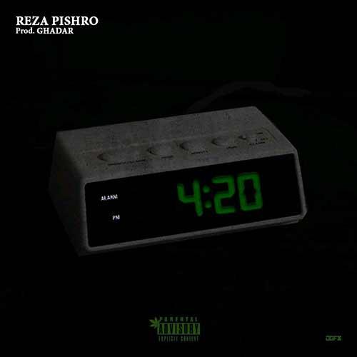 دانلود آهنگ جدید رضا پیشرو به نام 420