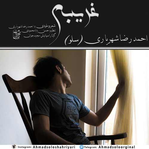 دانلود آهنگ جدید احمدرضا شهریاری به نام غریبم