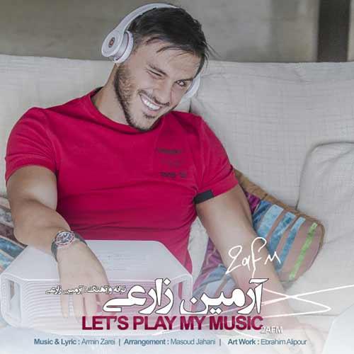دانلود آهنگ جدید آرمین 2AFM به نام بذار پلی شه موزیکم