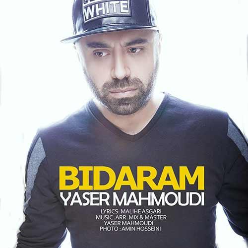 دانلود آهنگ جدید یاسر محمودی به نام بیدارم