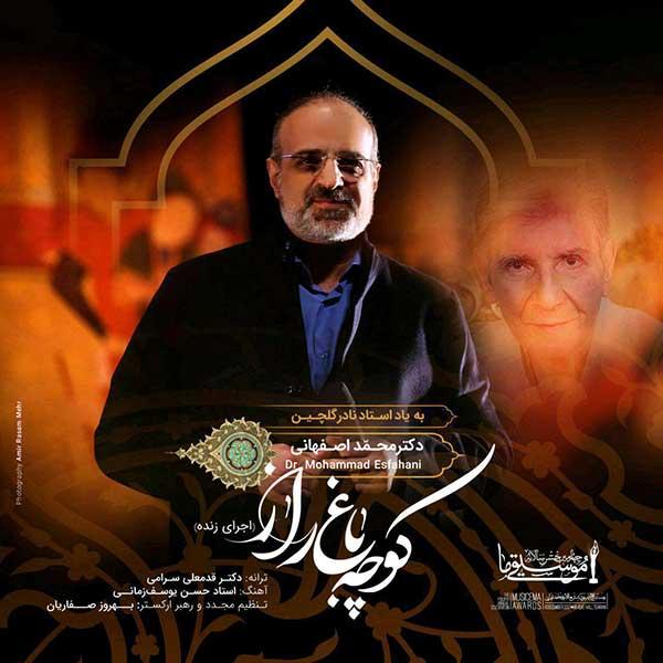 دانلود آهنگ جدید محمد اصفهانی به نام کوچه باغ راز