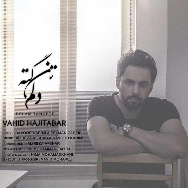 متن آهنگ دلم تنگته وحید حاجی تبار
