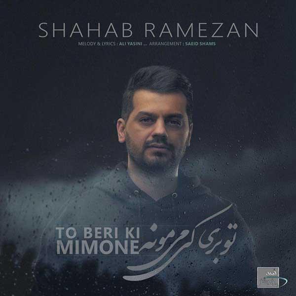 متن آهنگ تو بری کی میمونه شهاب رمضان