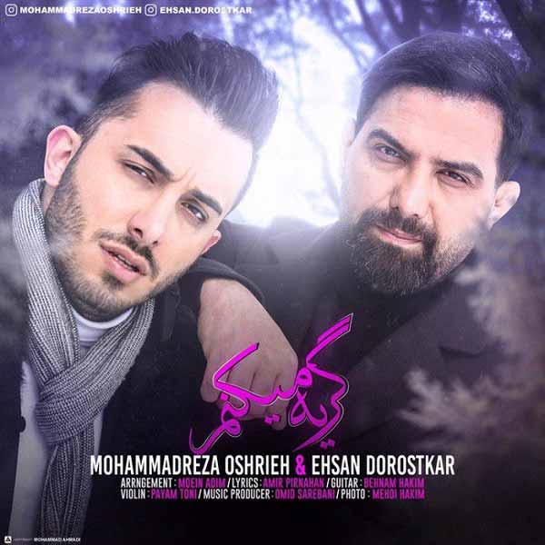 دانلود آهنگ جدید محمدرضا عشریه به نام گریه میکنم