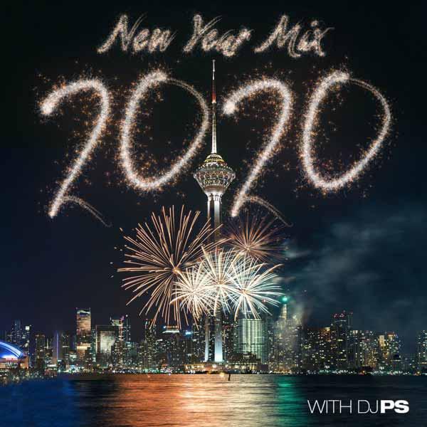 دانلود آهنگ جدید دی جی پی اس به نام میکس سال جدید 2020