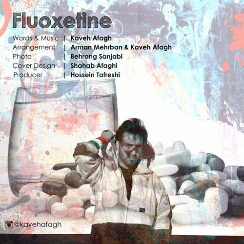 دانلود آهنگ جدید کاوه آفاق به نام فلوکستین