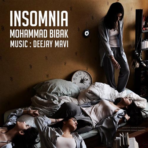 دانلود آهنگ جدید محمد بیباک به نام اینسومنیا