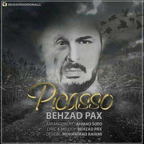 دانلود آهنگ جدید بهزاد پکس به نام پیکاسو