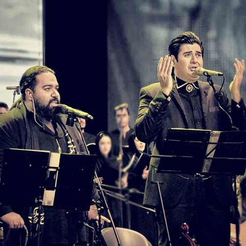 دانلود اجرای زنده رضا صادقی و سالار عقیلی به نام ایران ایران