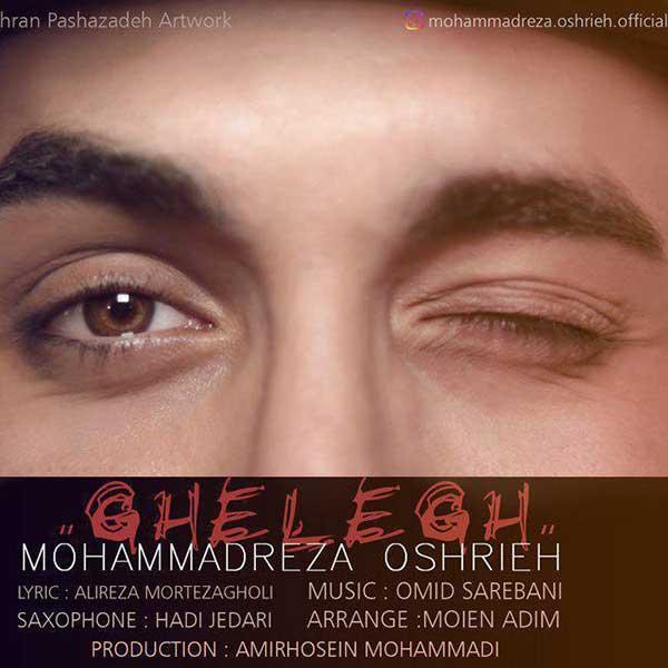 متن آهنگ قلق محمدرضا عشریه