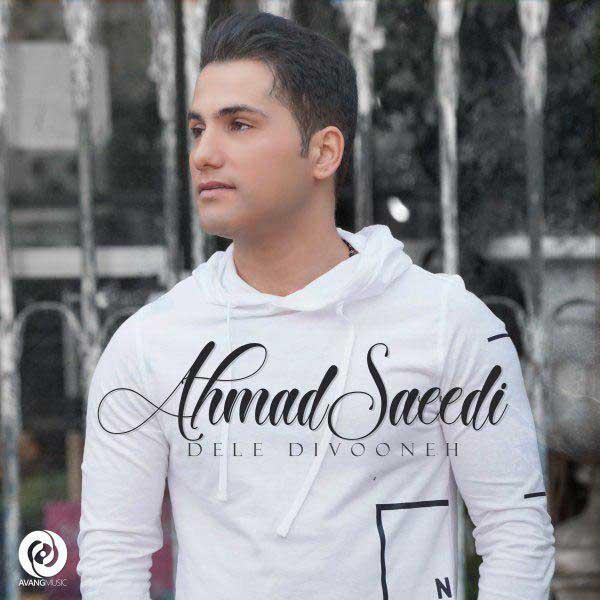 متن آهنگ دل دیوونه احمد سعیدی