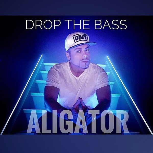 دانلود آهنگ جدید دی جی علی گیتور به نام Drop The Bass