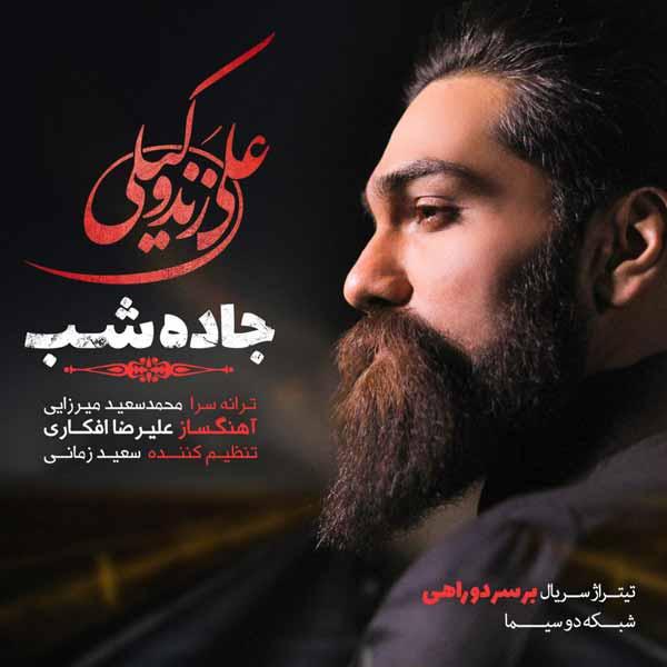 متن آهنگ جاده شب علی زند وکیلی