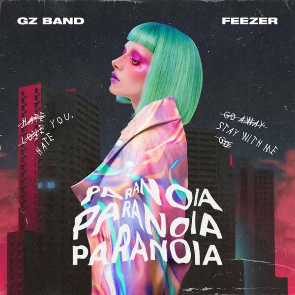 دانلود آهنگ جدید جیز بند به نام پارانویا