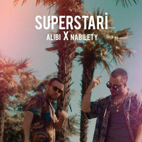 دانلود آهنگ جدید علیبی به نام سوپر استاری