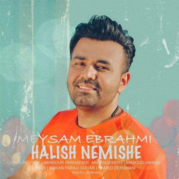 دانلود آهنگ جدید میثم ابراهیمی به نام حالیش نمیشه